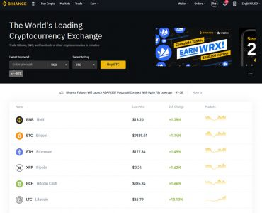 www.binance.com account